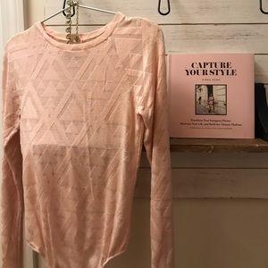 Pretty in Pink Bodysuit - High Quality